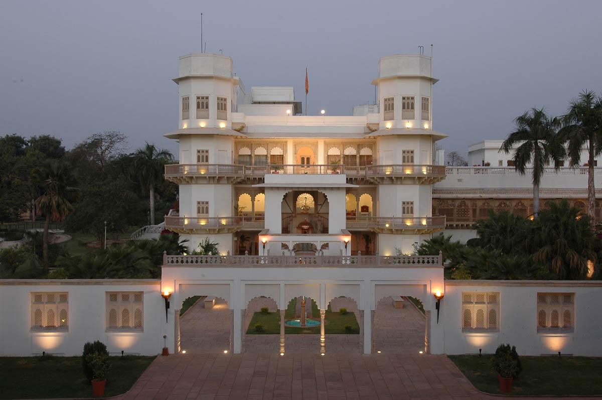 Taj Usha Kiran Palace - Gwalior - Central - Icon