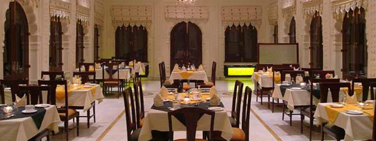 The Bagh - Bharatpur - Dining room