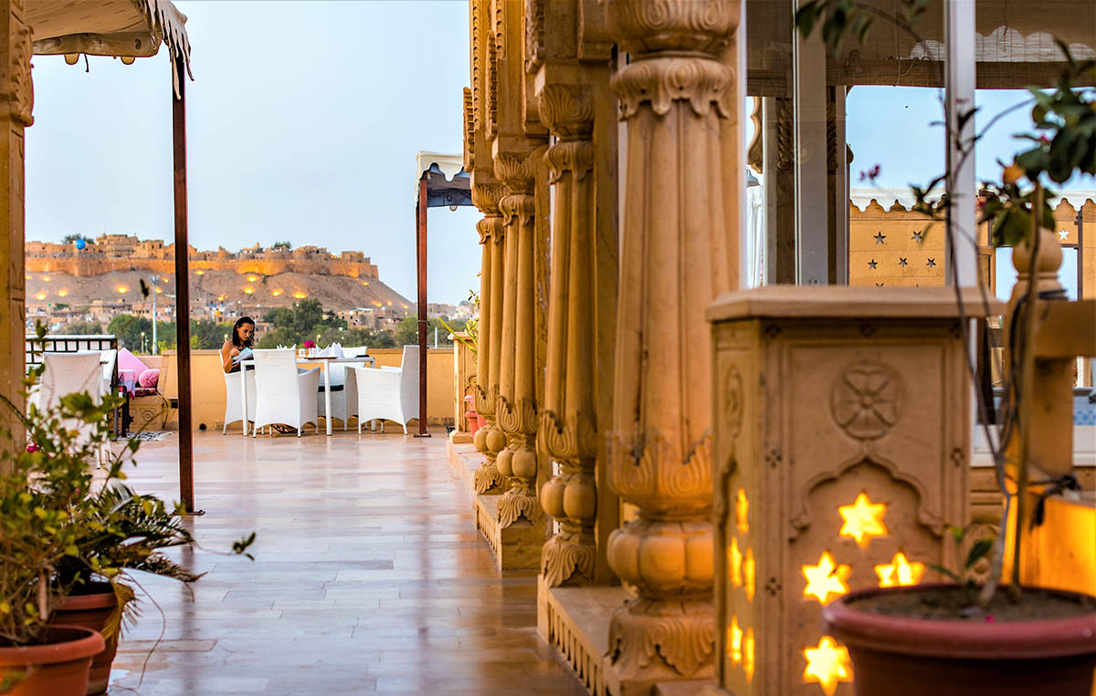 The Gulaal - Jaisalmer - Big 2