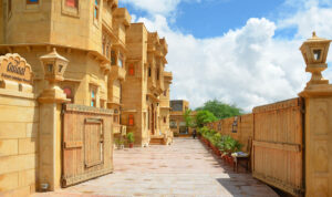 The Gulaal - Jaisalmer - Icon