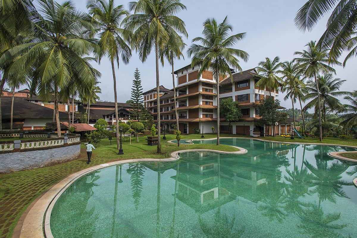The Raviz Kadavu  - Calicut - Kerala -