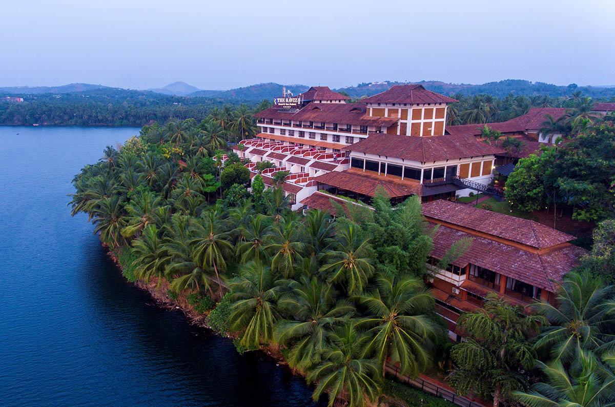 The Raviz Kadavu  - Calicut - Kerala