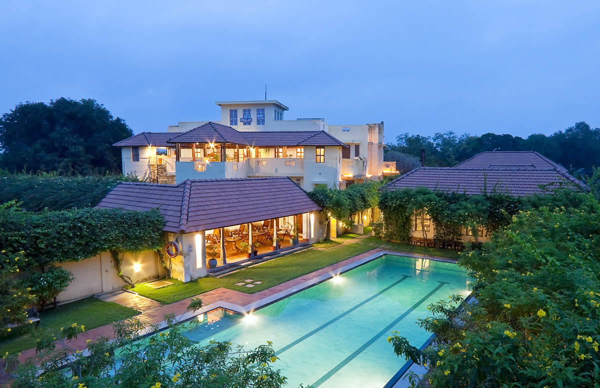 Visalam - Chettinad - Tamil Nadu Big1