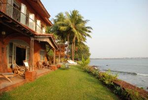 Ahilya by the Sea - North Goa - Icon