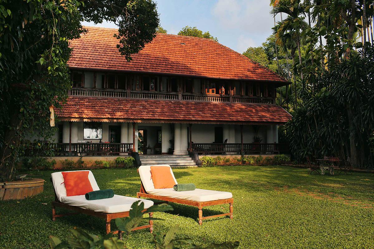 Chittoor Kottaram - Cochin District - Kerala - Icon
