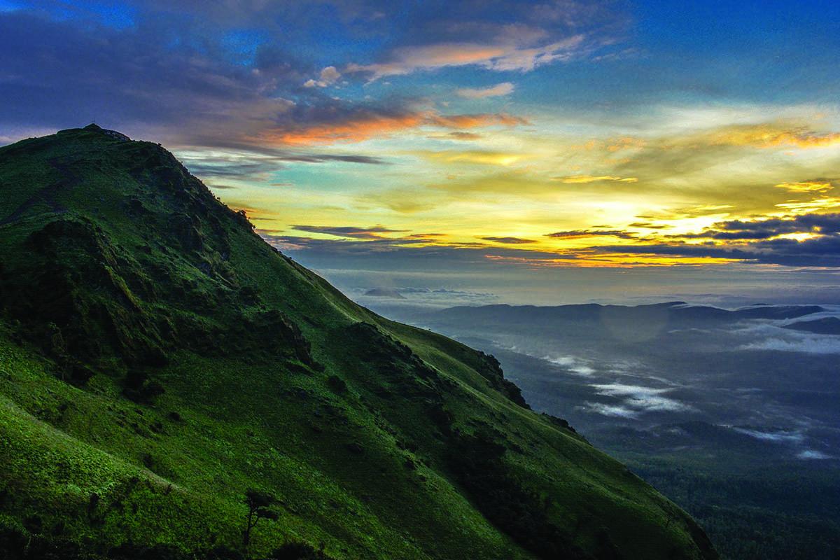Elements of Kerala - Air