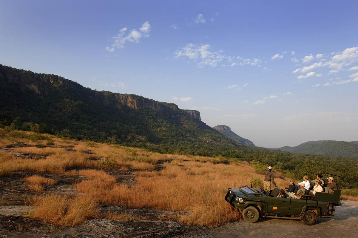 Mahua Kothi, A Taj Safari Bandhavgarh -Central India - Big2