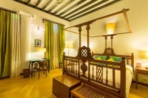 Maison Perumal - Pondicherry - Tamil Nadu -