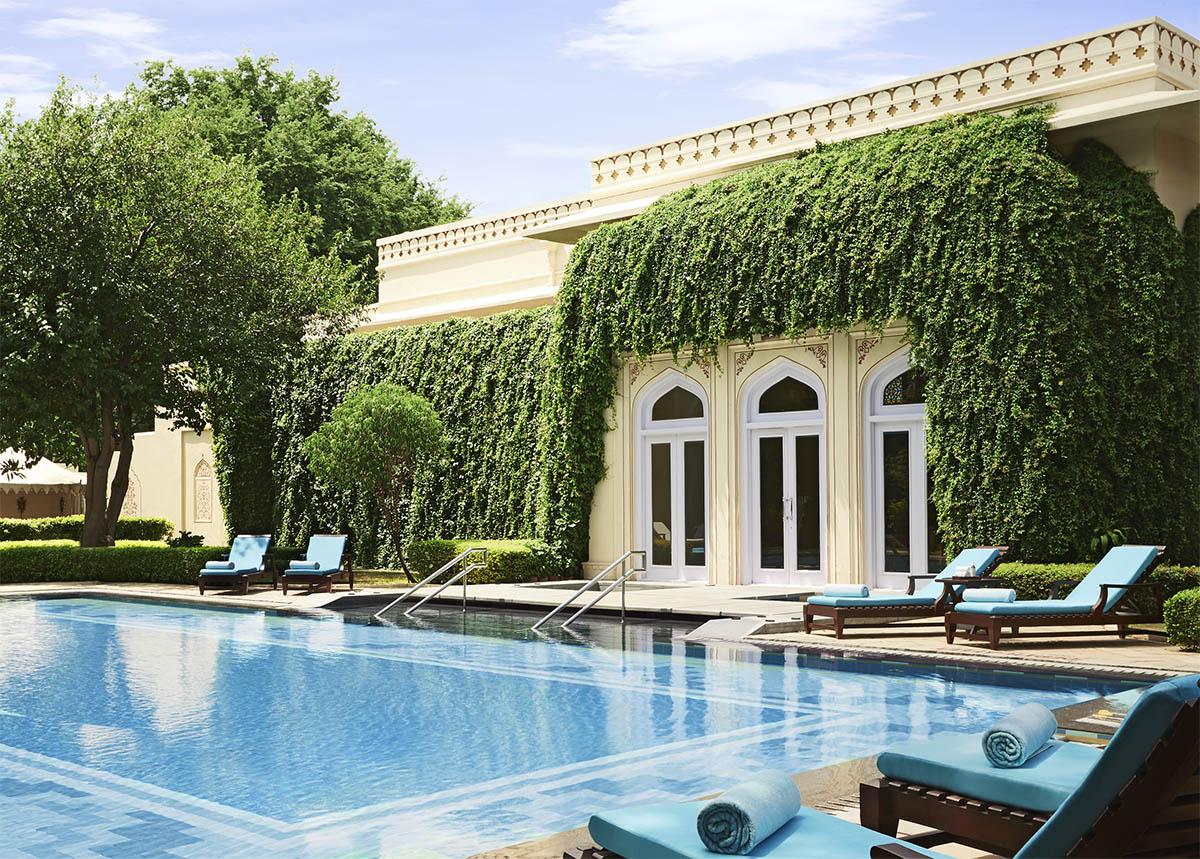 Rambagh Palace Jaipur - Rajasthan - Big1
