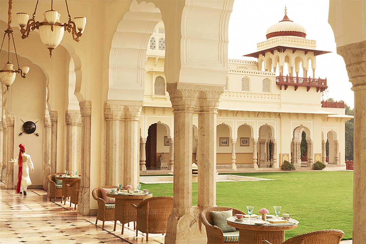 Rambagh Palace Jaipur - Rajasthan - Icon