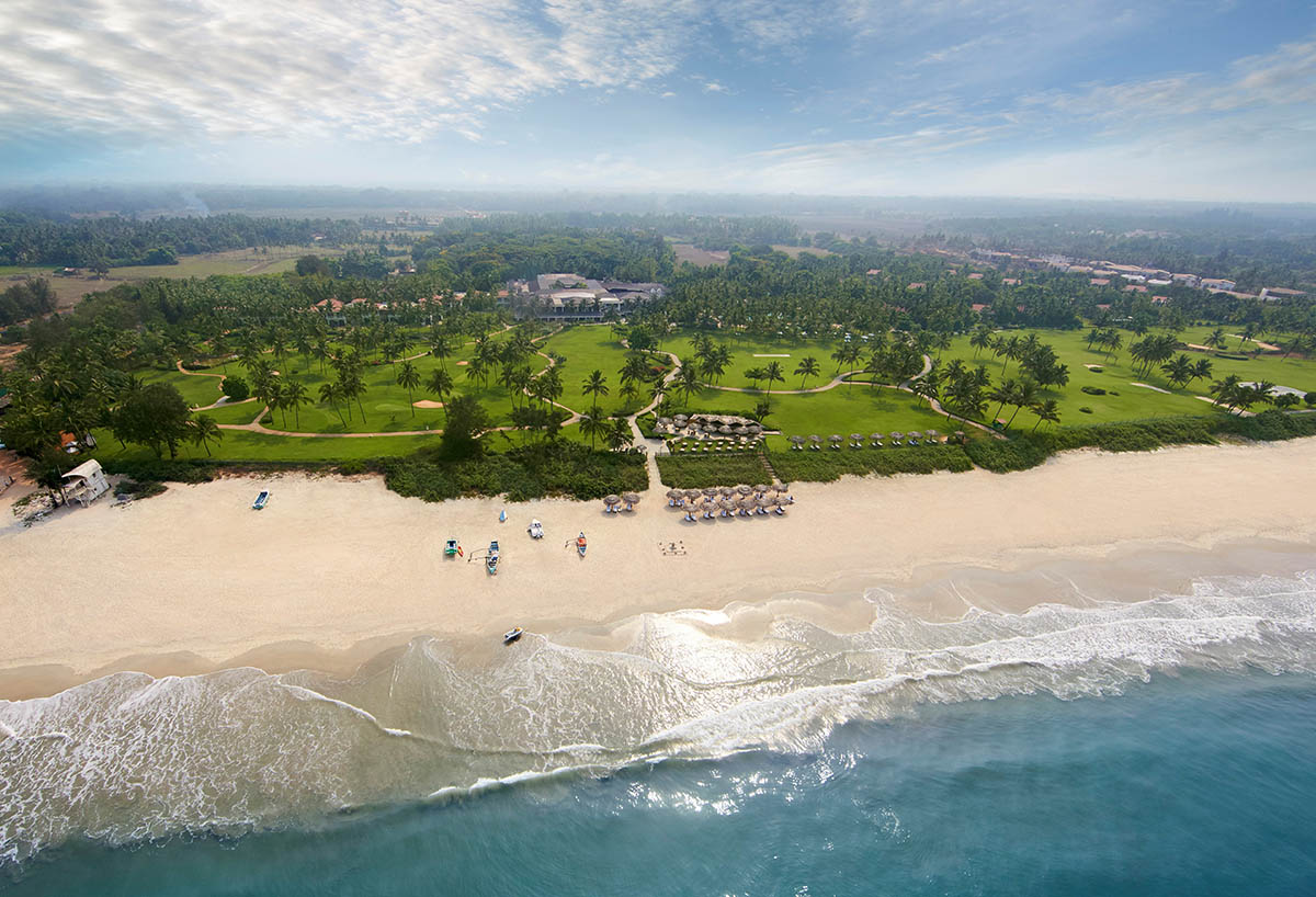 Taj Exotica Resort & Spa - South Goa - Icon
