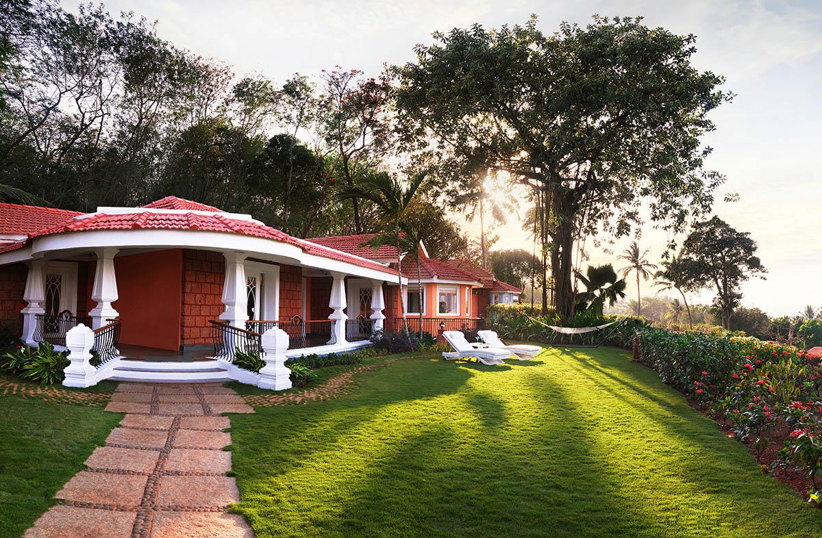Taj Fort Aguada Resort & Spa, North Goa - Icon
