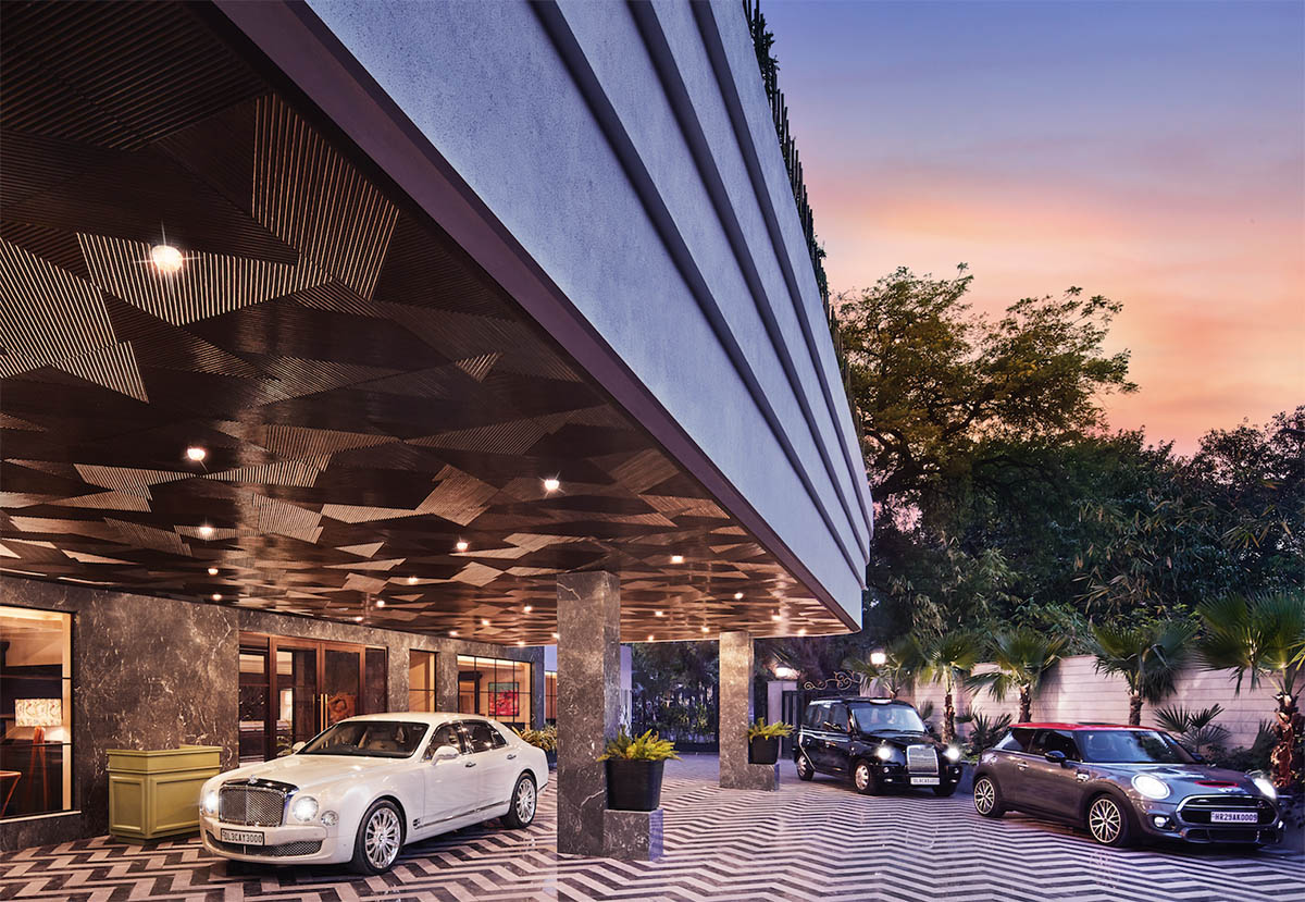 The Connaught New Delhi - IHCL SeleQtions - Icon