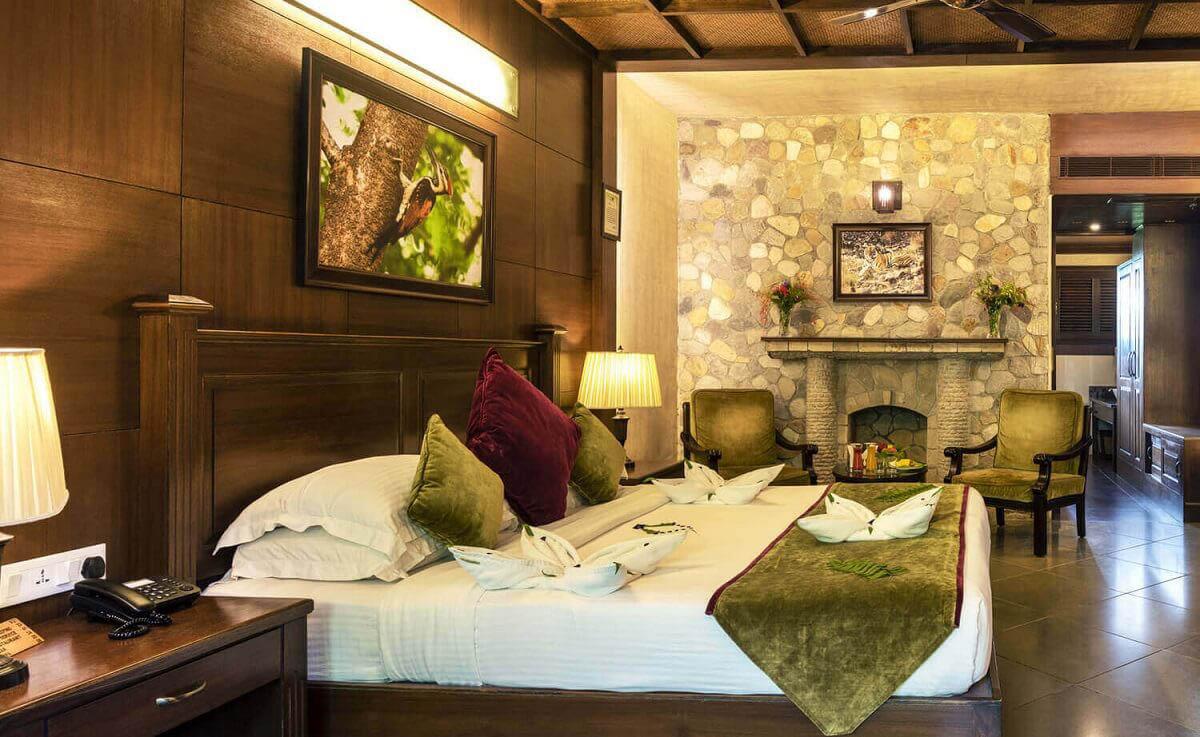 Aahana Resort - Corbett National Park - Himalayas - Big 1