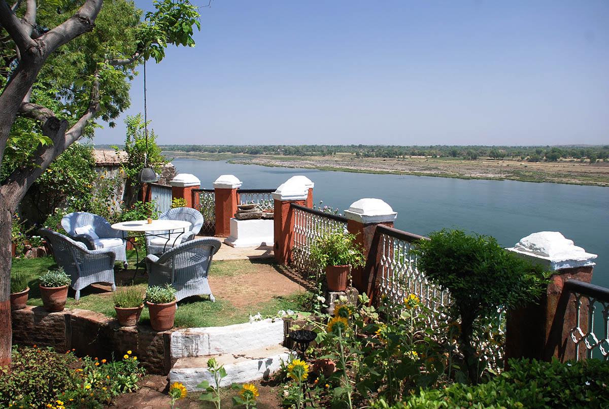 Ahilya Fort - Maheshwar - Central - Icon