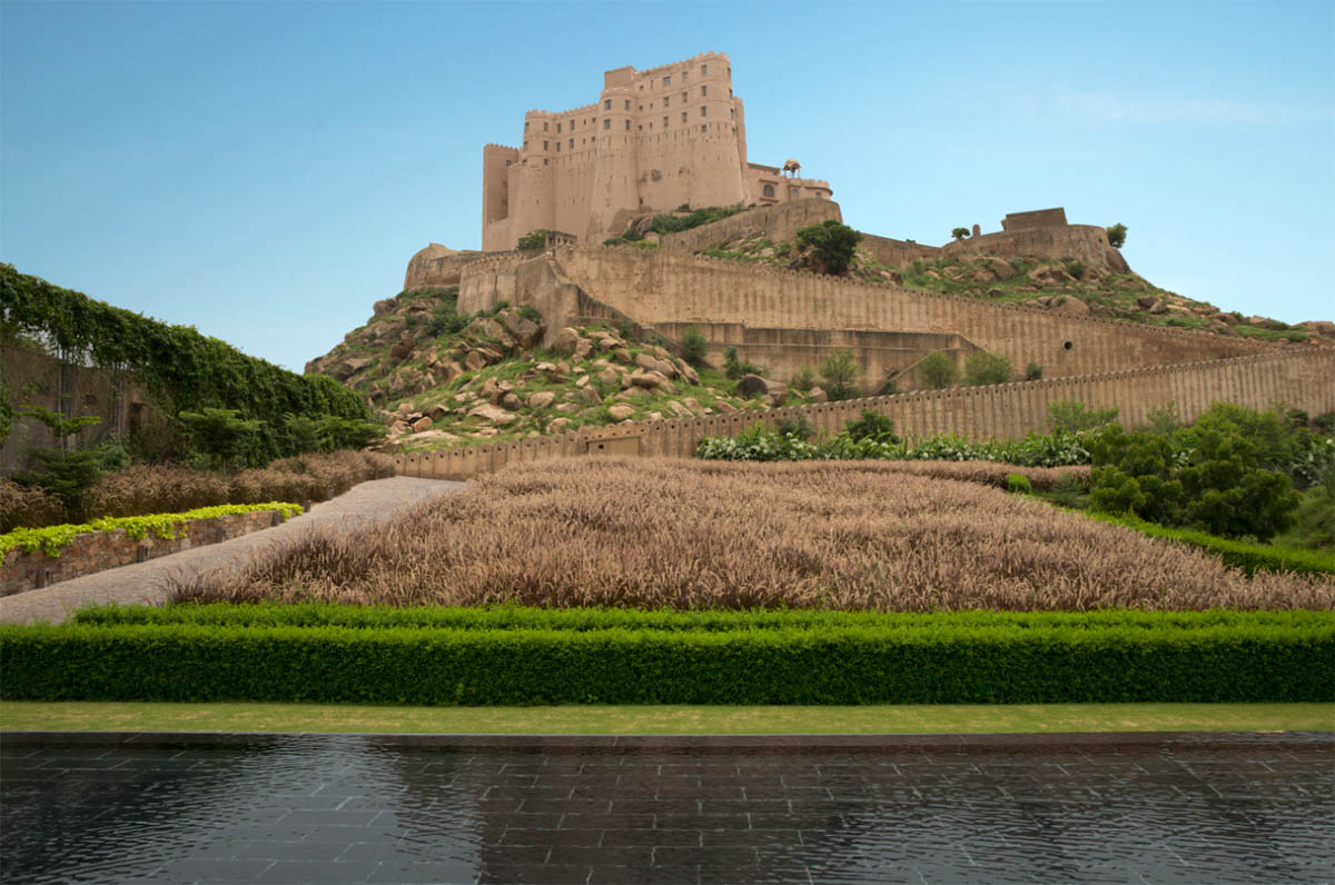 Alila Fort - Rajasthan - WOW Properties - Icon
