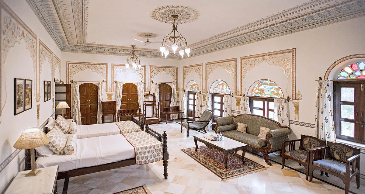 Alsisar Haveli - Jaipur - Rajasthan - Big 2