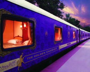 Golden Chariot - Luxury Train - Icon