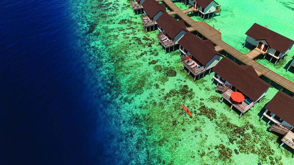 OBLU Sangeli - Maldives - Tile