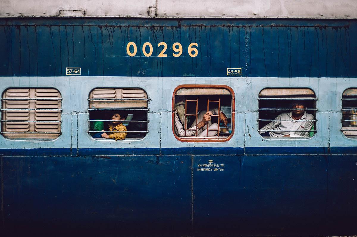Trains icon India