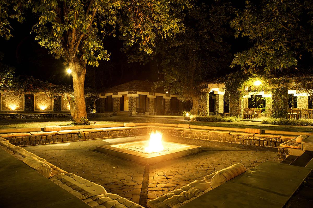 Bandhav Vilas - Bandhavgarh - Central - National Parks - Icon