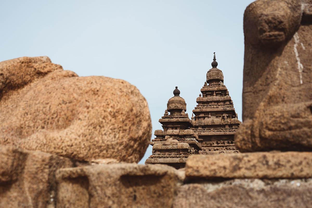Mamallapuam - Mahabalipuram - Tamil Nadu - icon
