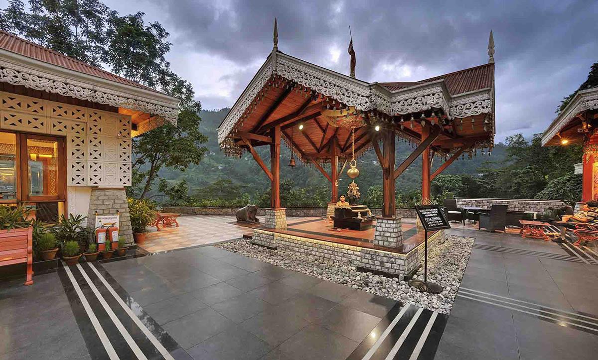 Mayfair Spa Resort & Casino - Gangtok - Sikkim - Eastern - Big 1