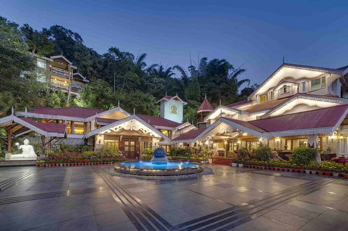 Mayfair Spa Resort & Casino - Gangtok - Sikkim - Eastern - Icon