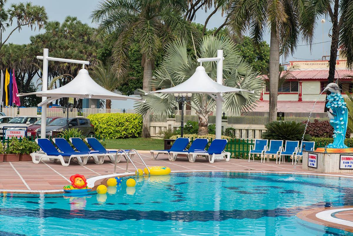 Radhika Beach Resort - Diu - Gujarat - Big 1