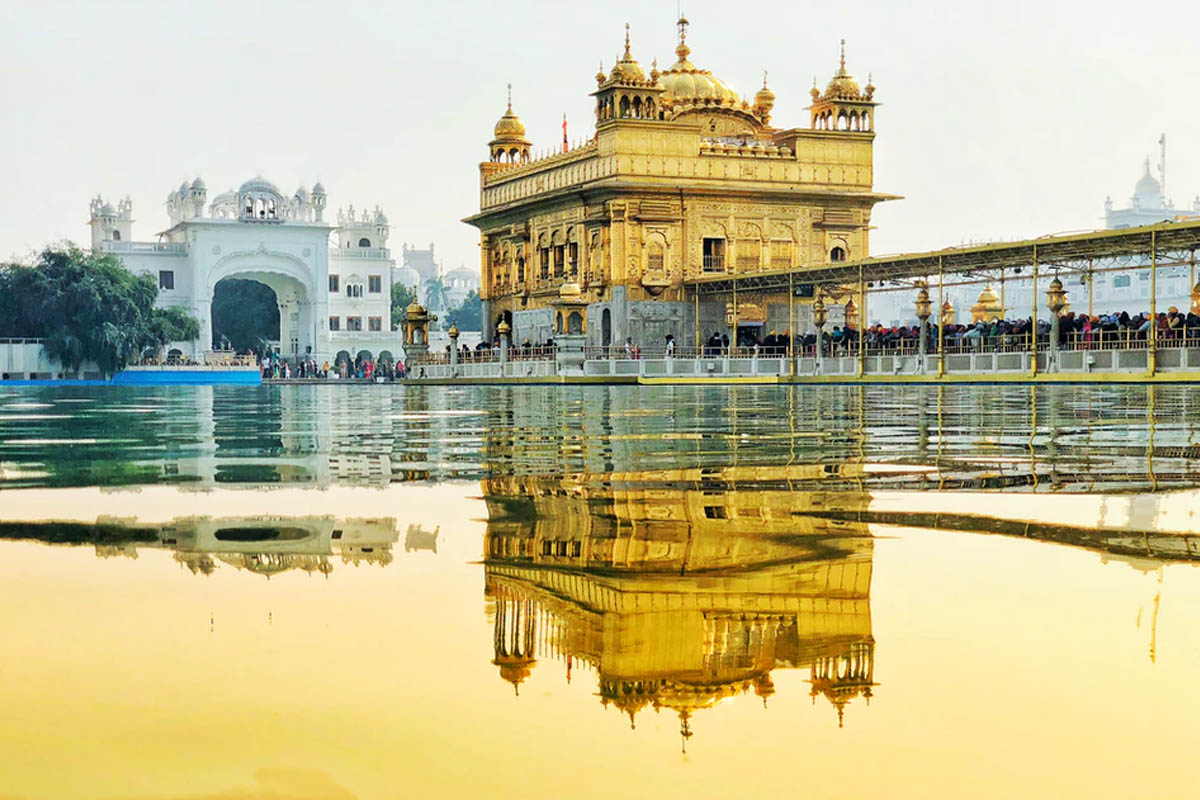Amritsar - Northern India - India and Kerala Connections Icon
