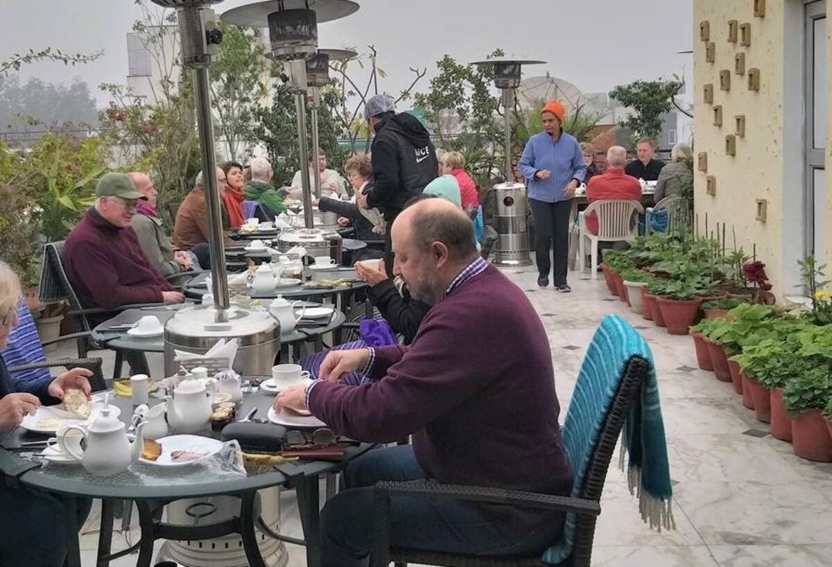 Colonel's Retreat - Delhi