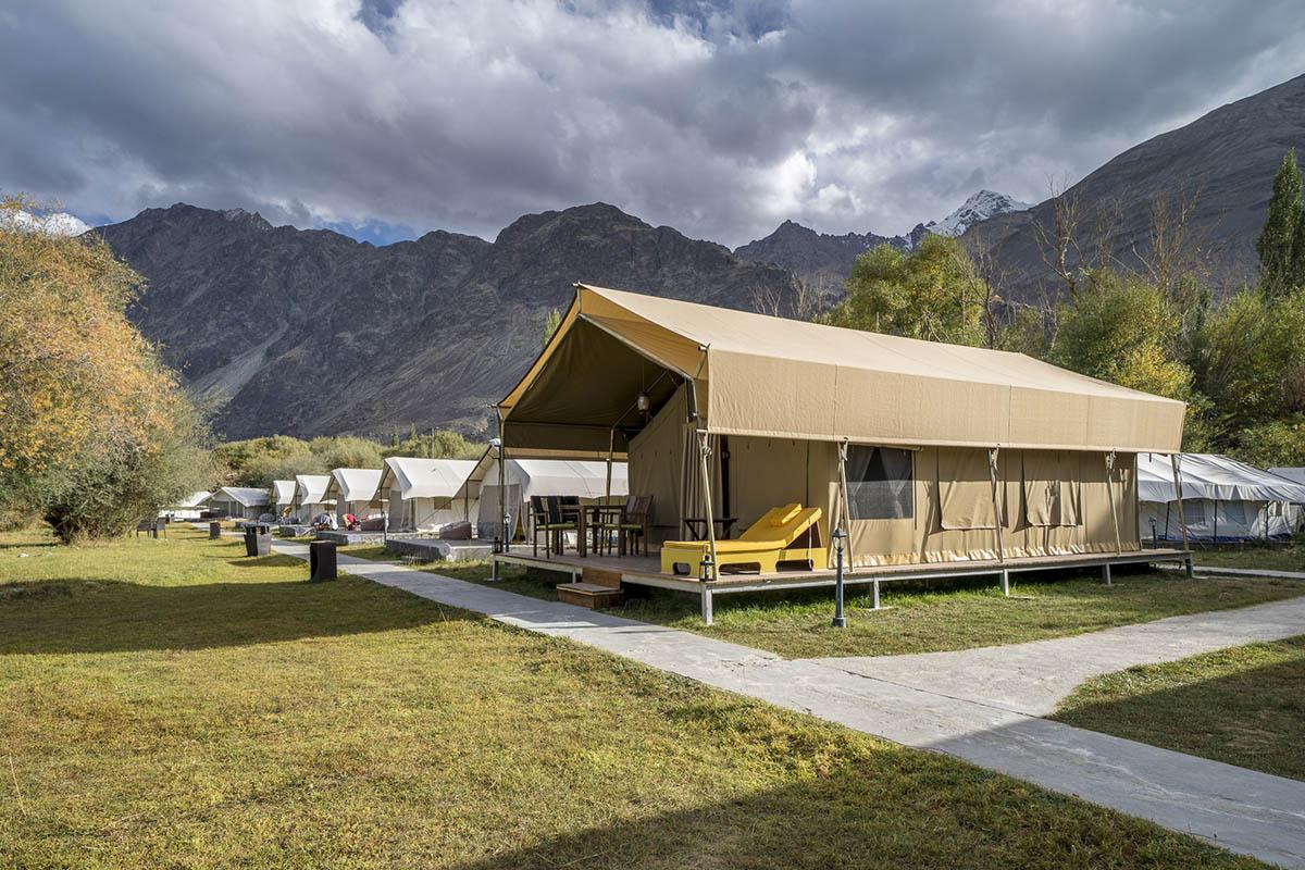 Desert Himalaya Resort - Nubra Village - Ladakh - Big 1