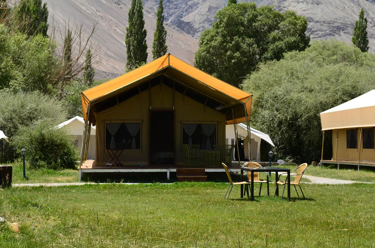 Desert Himalaya Resort - Nubra Village - Ladakh - Icon