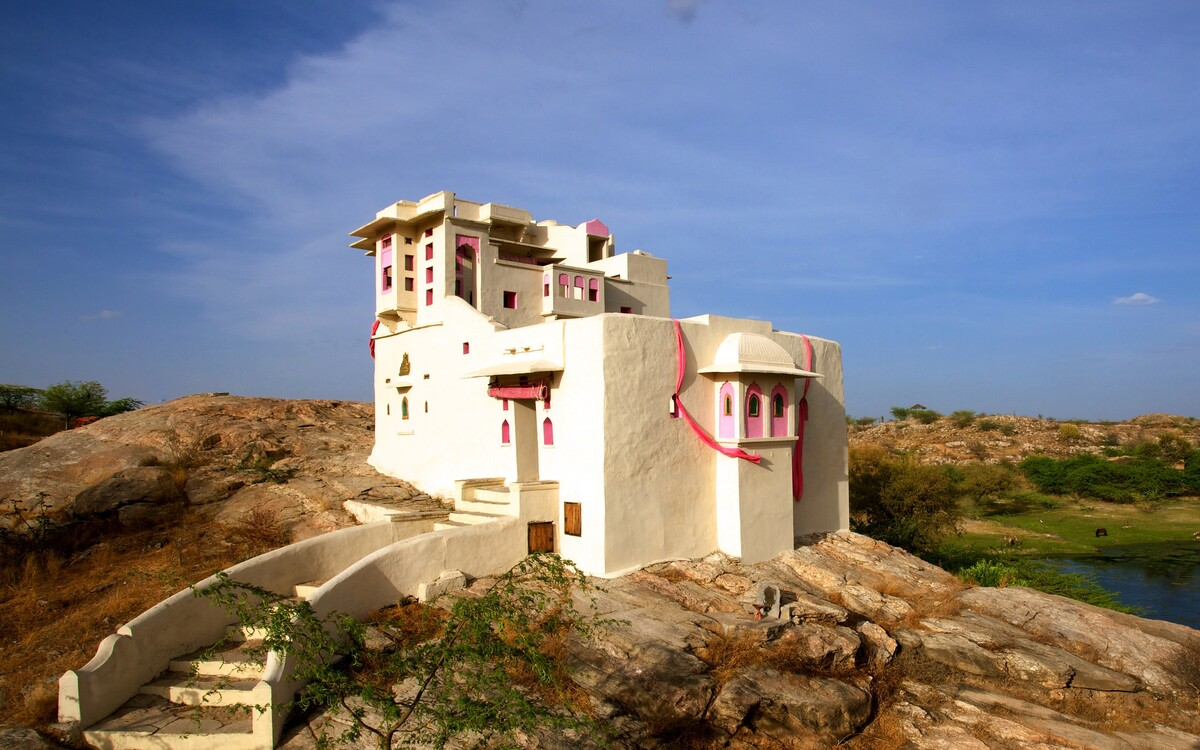 Lakshman Sagar - Rajasthan