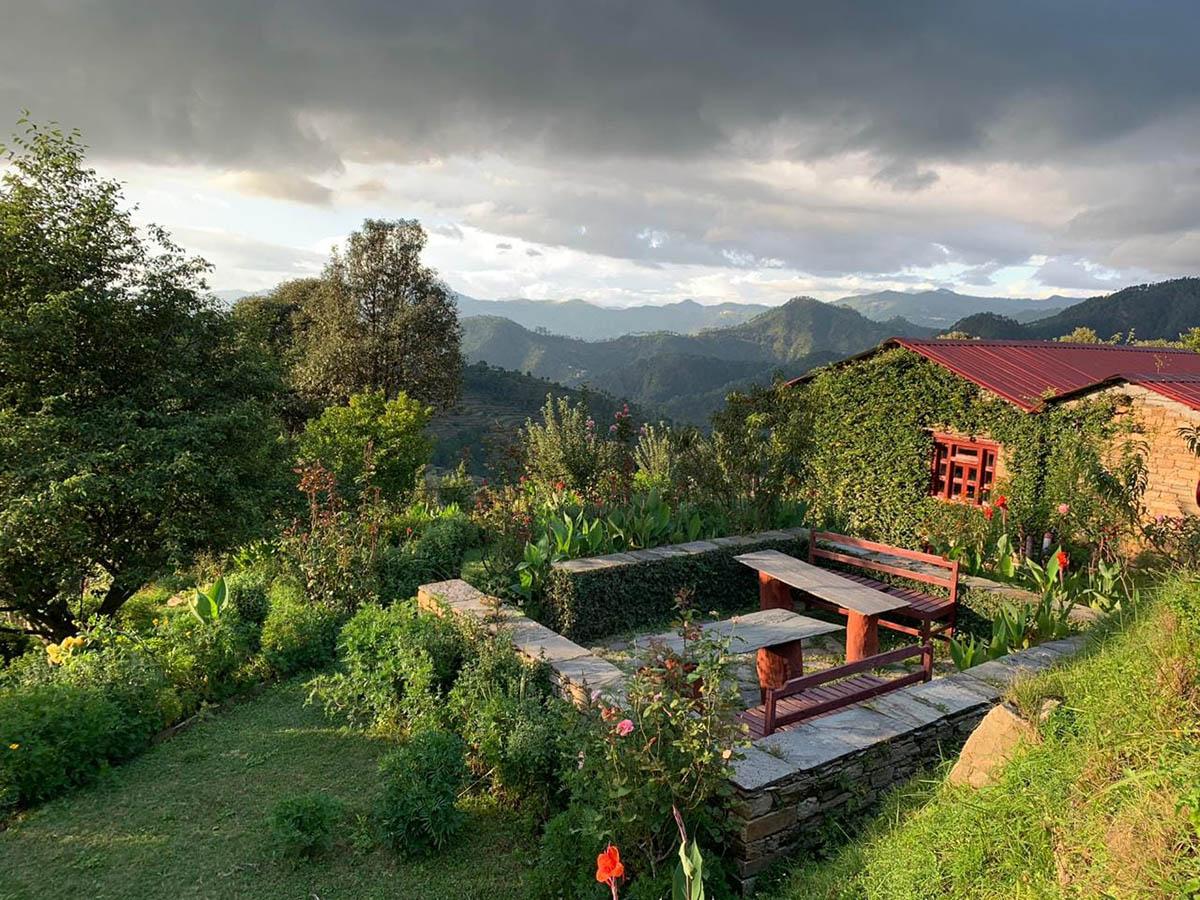 Itmenaan Estate - Almora - Uttarakhand -Himalayas - Big 1