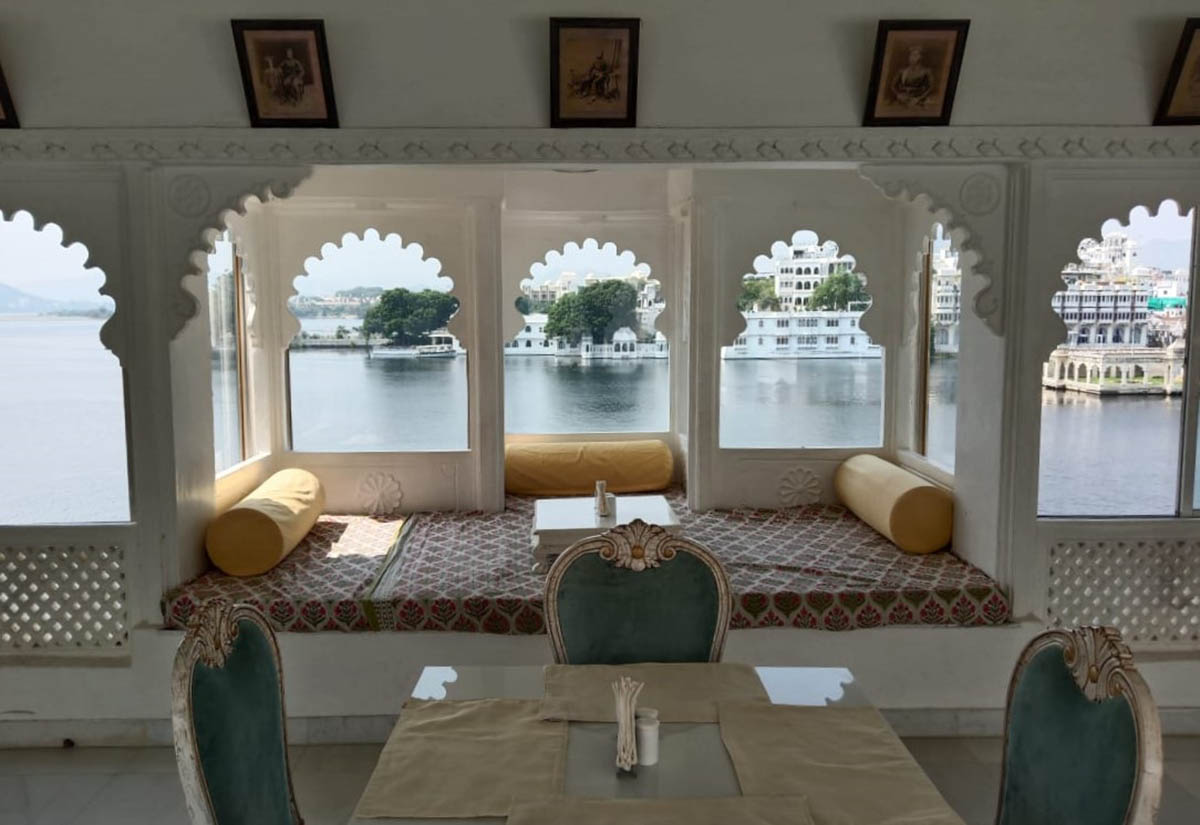 Jagat Niwas Palace - Udaipur City - Rajasthan - Icon