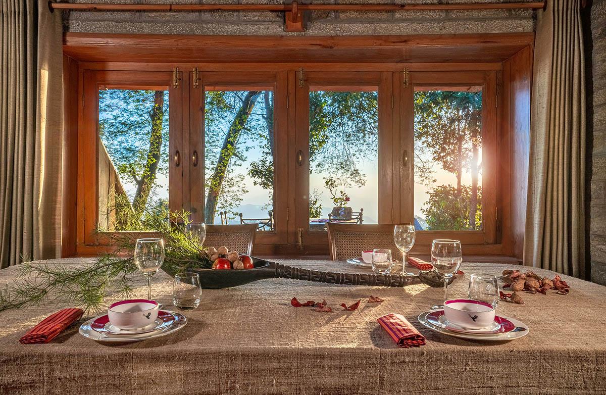 Mary Budden Estate - BINSAR WILDLIFE SANCTUARY - UTTARAKHAND - Himalayas - Big 2