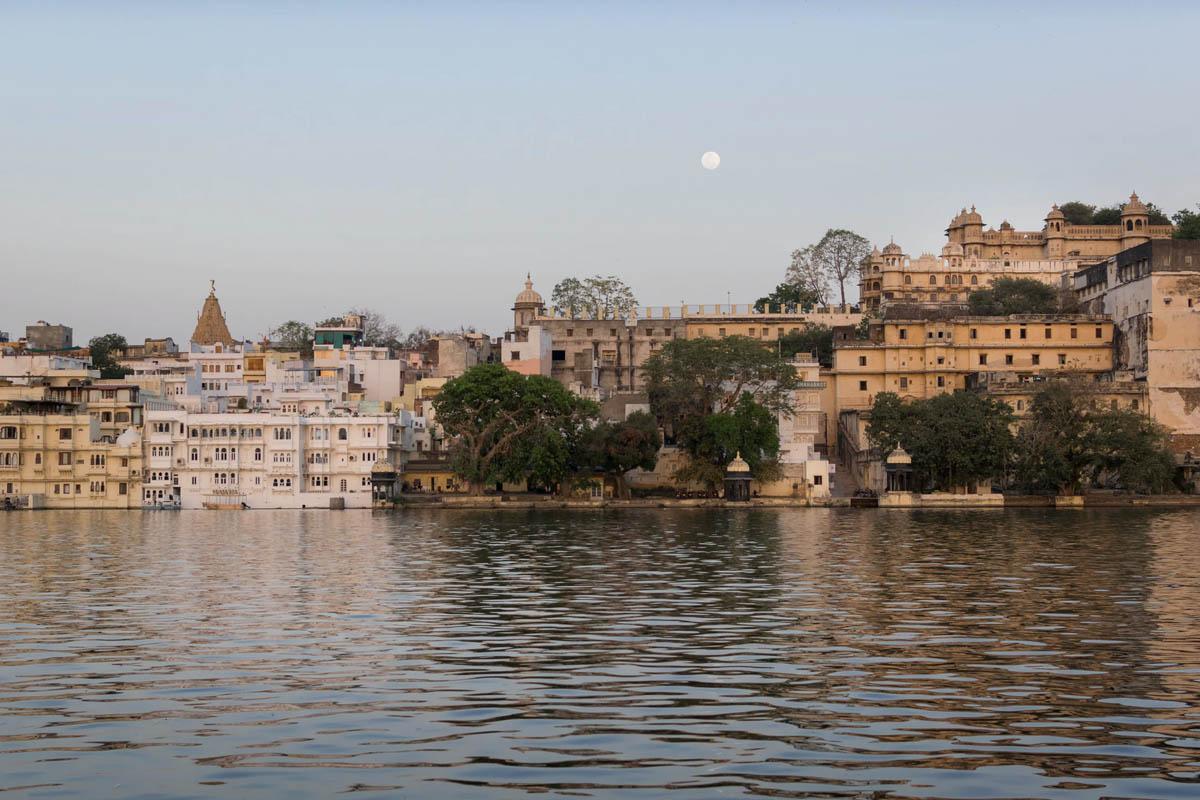 Udaipur - Rajasthan, India - icon