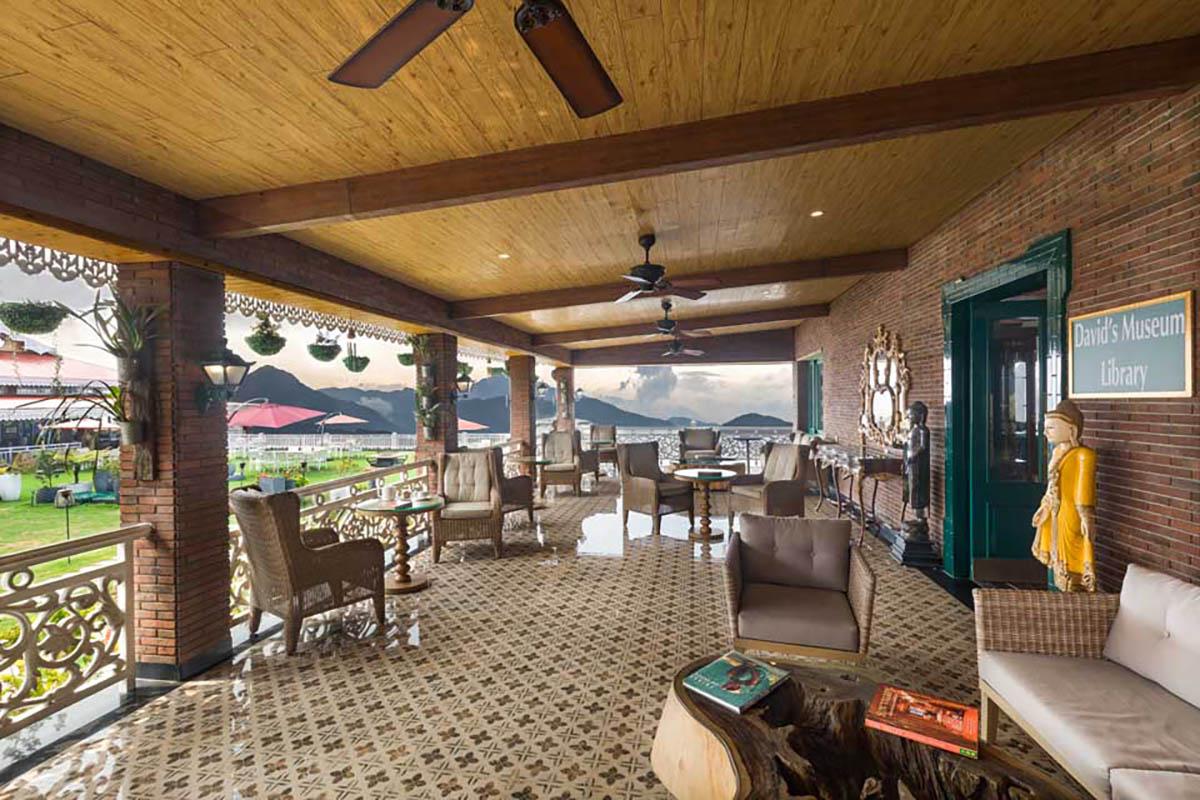 Mayfair Himalayan Spa Resort - Kalimpomg - Eastern - Big 2