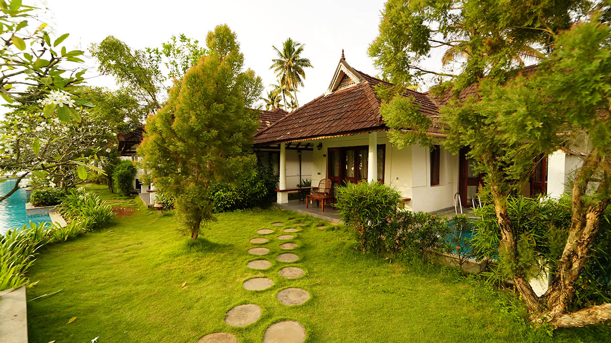 Aveda Resort - Backwaters - East Bank - Kerala - Big 1