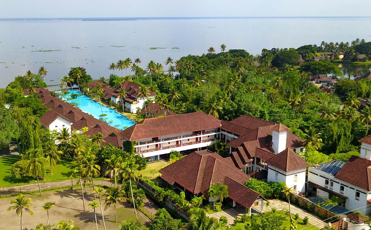 Aveda Resort - Backwaters - East Bank - Kerala - Icon