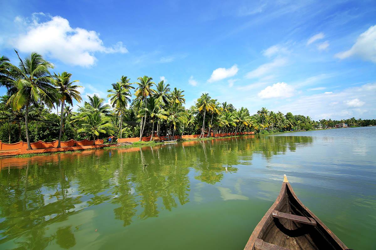 Emerald Isle - Kerala - Backwaters - Kuttanad - Big 2