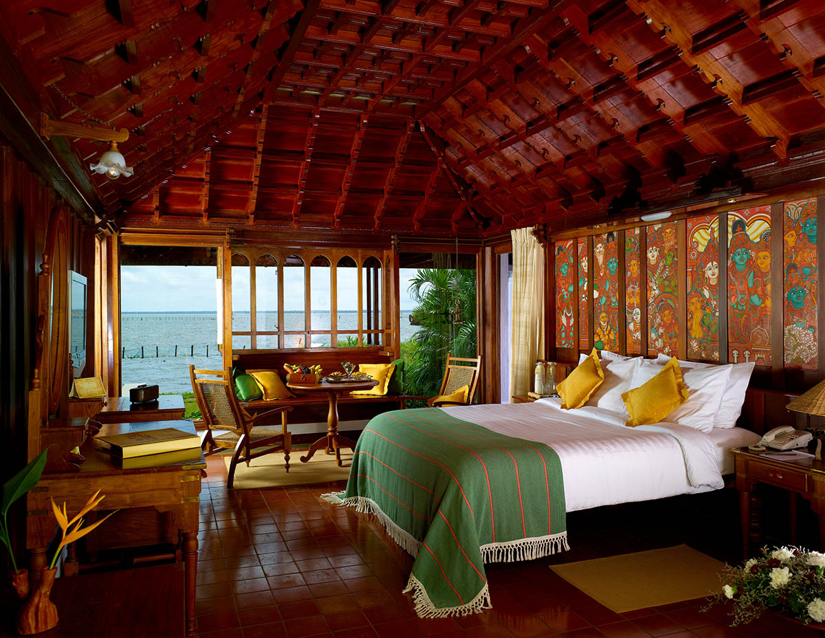 Kumarakom Lake Resort - Kerala Backwaters - Big1