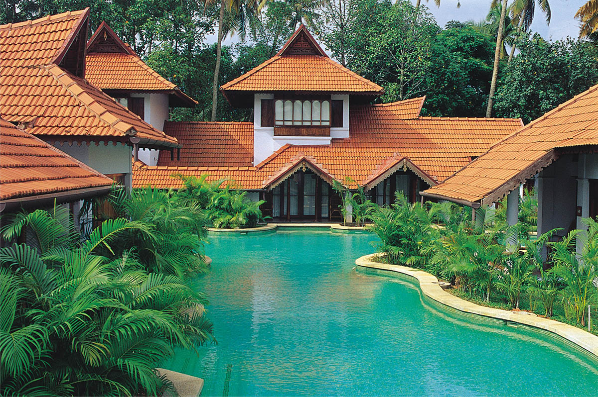 Kumarakom Lake Resort - Kerala Backwaters - Icon