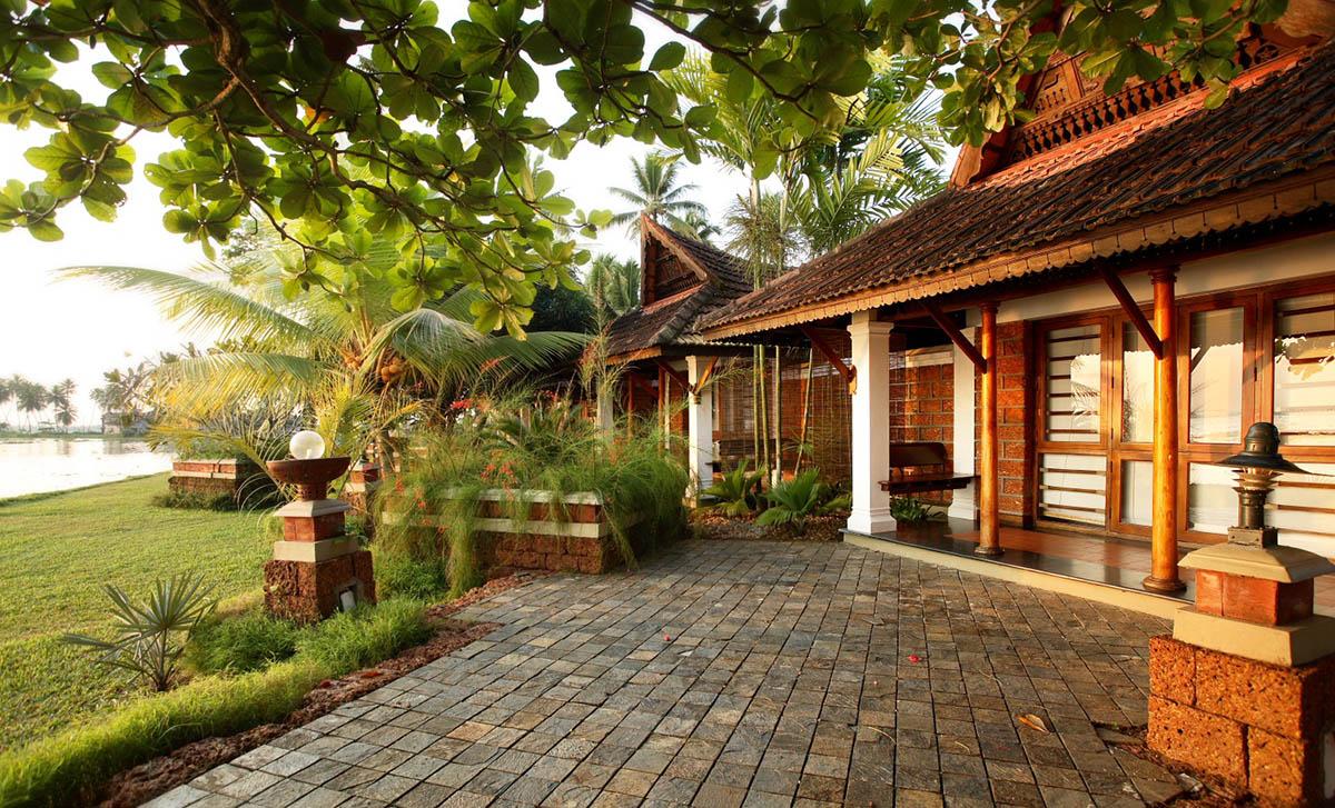 Punnamada Resort - BACKWATERS - KUTTANAD - Kerala - Icon
