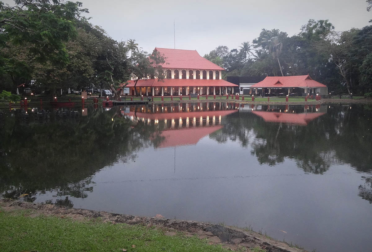 Taj Kumarakom - Backwaters East Bank - Icon