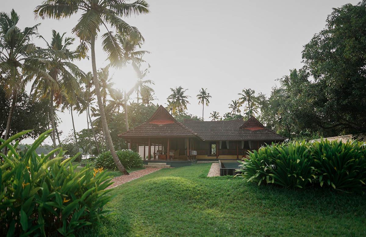 Vismaya - Kerala Backwaters - Wes Bank - Icon
