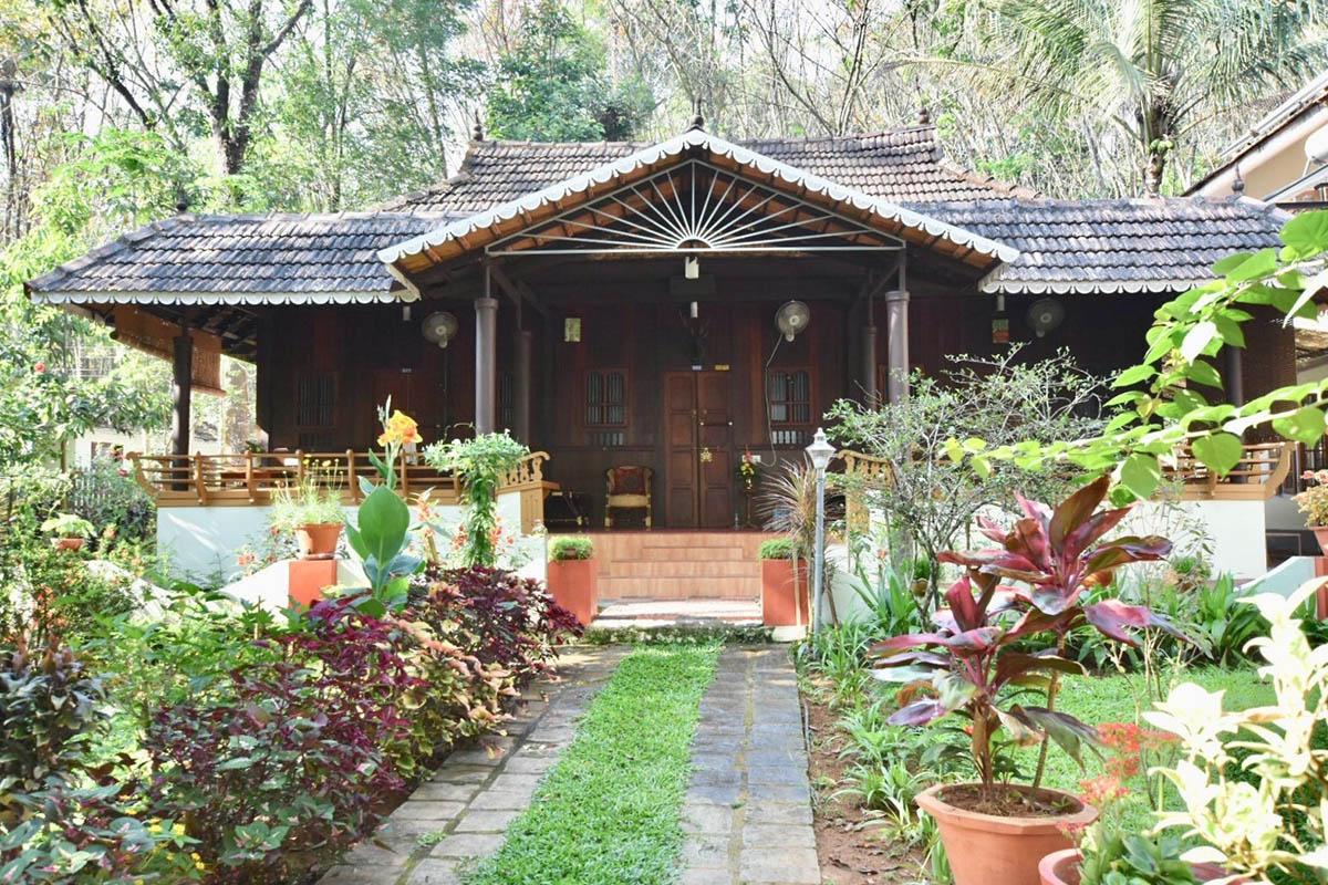 Dewalokam Retreat - Rural & Remote - The Foothills - Kerala - Icon