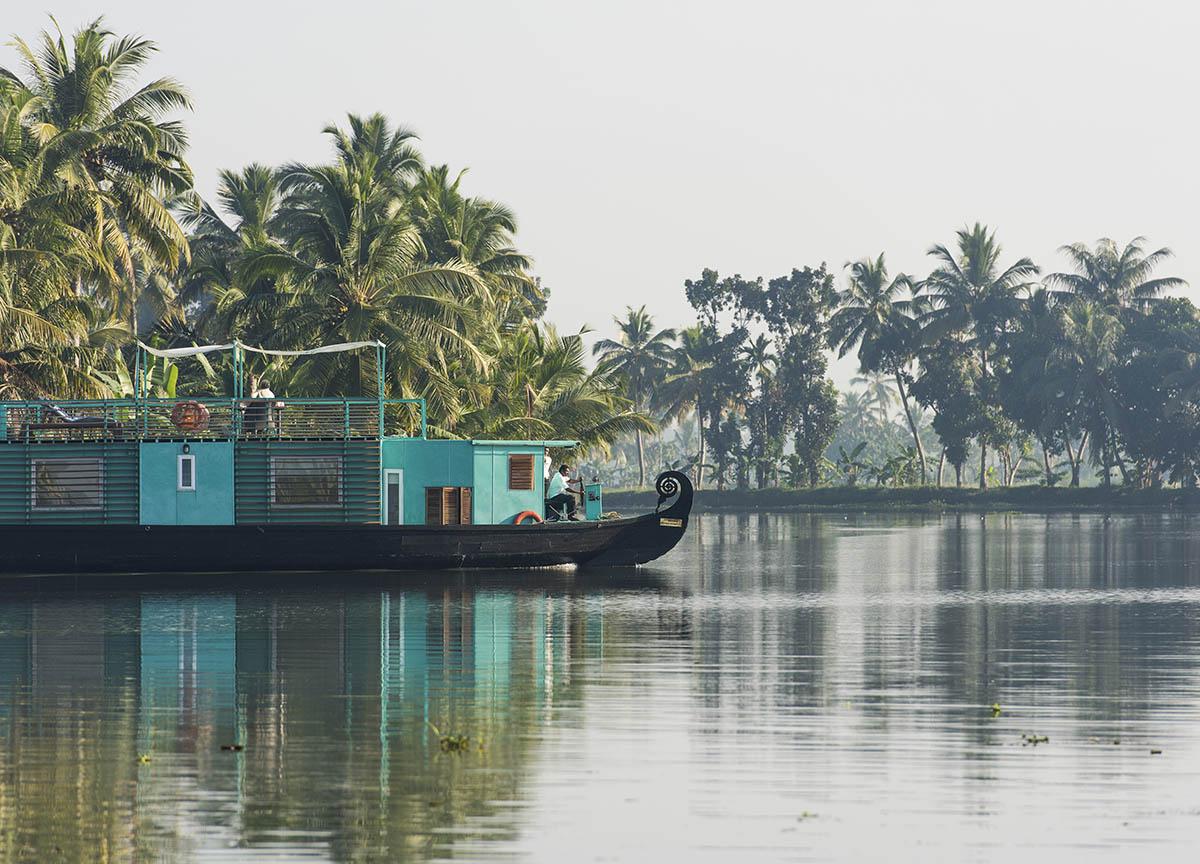 Taj Kumarakom - Backwaters East Bank - Big 1