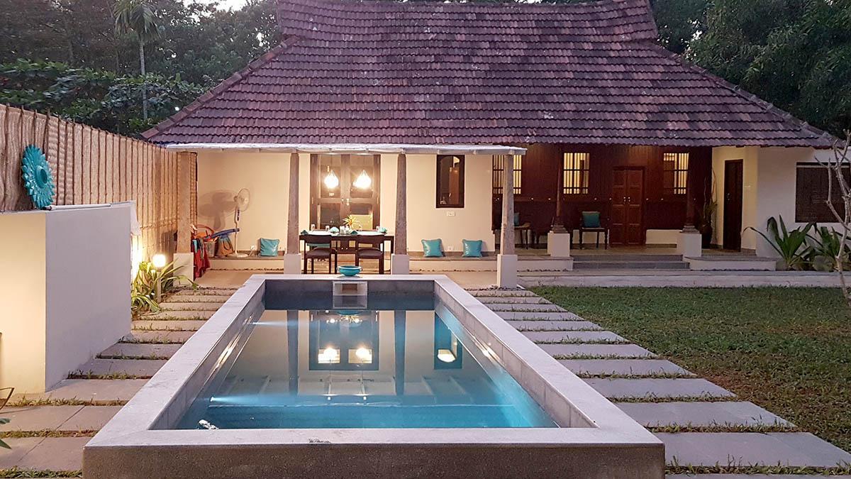 Marari Villas - Central Beaches - Mararikulam - Kerala - Big 1